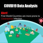 COVID19 Data Analysis Using Python by Coursera Project Network
