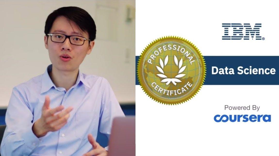 Ibm Data Science Professional Certificate Coursera