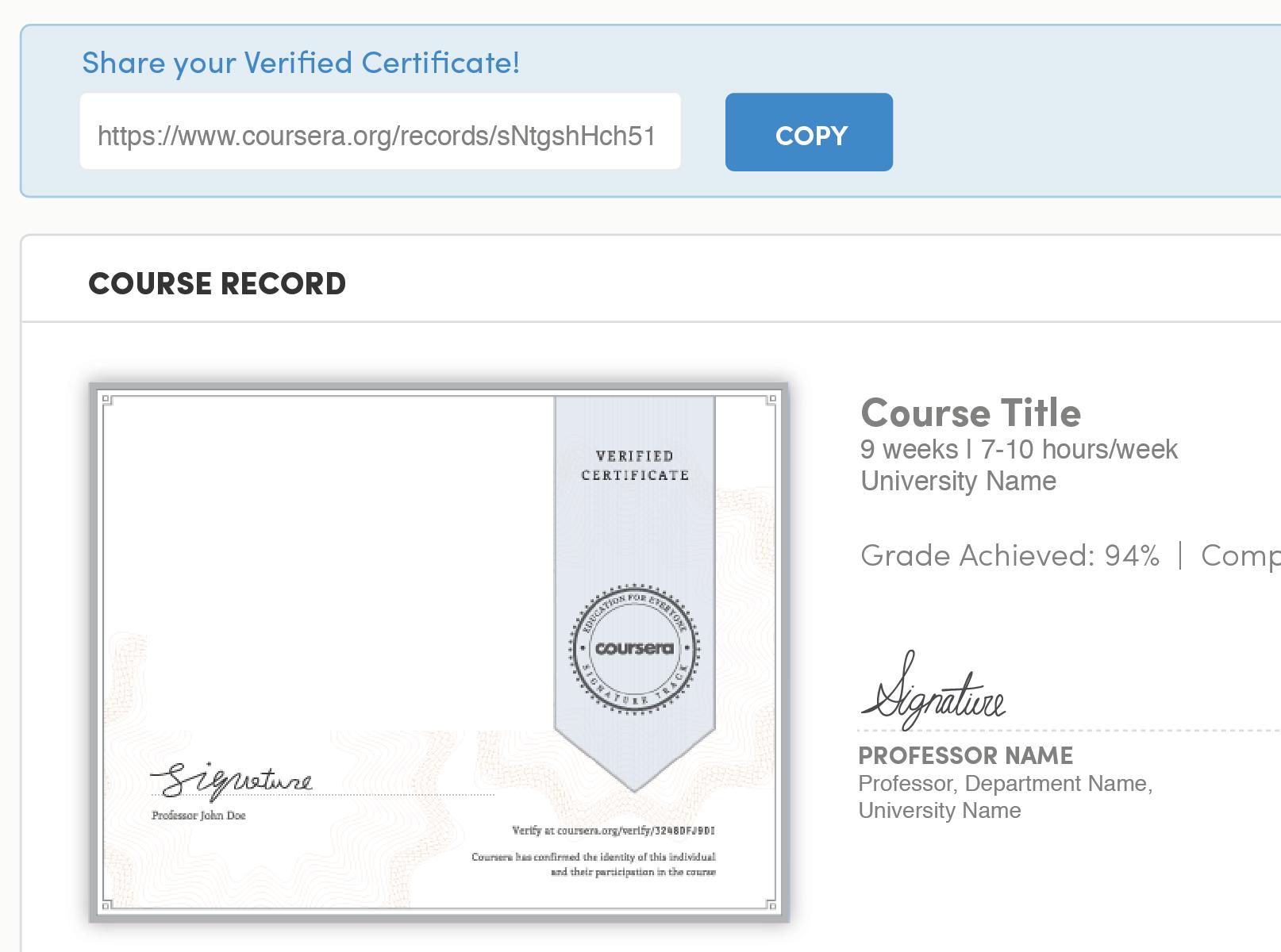 My Stanford Machine Learning Certificate Aditya Gogoi Pulse
